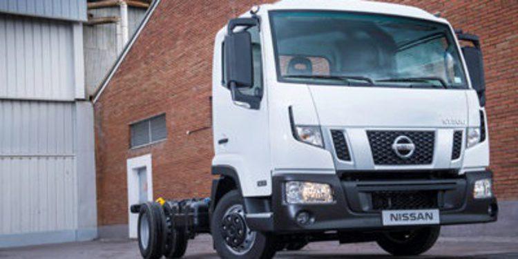 Ávila celebra la producción del Nissan NT500