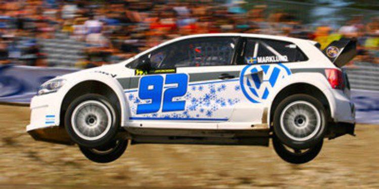 Volswagen y Marklund Motorpsort juntos en el Mundial de Rallycross