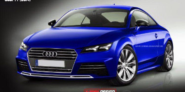 Audi adelanta el nuevo TT antes de Ginebra