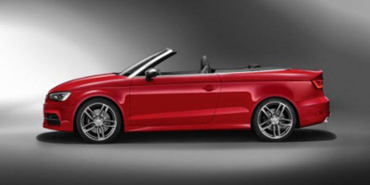 Audi S3 cabrio, poder a cielo abierto