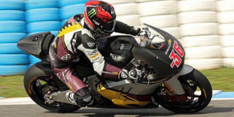 Kallio y Miller al mando de Moto2 y Moto3 en el cierre de Jerez