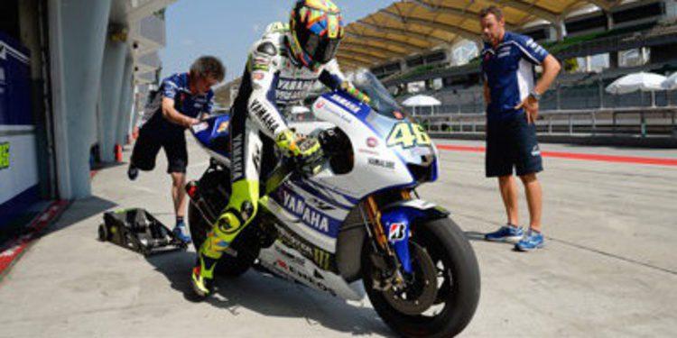Movistar patrocinador de Yamaha en MotoGP
