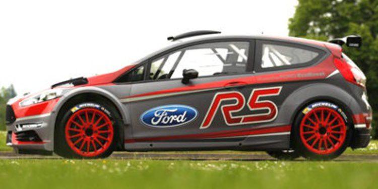 El Fiesta R5 es el principal foco de ingresos de M-Sport