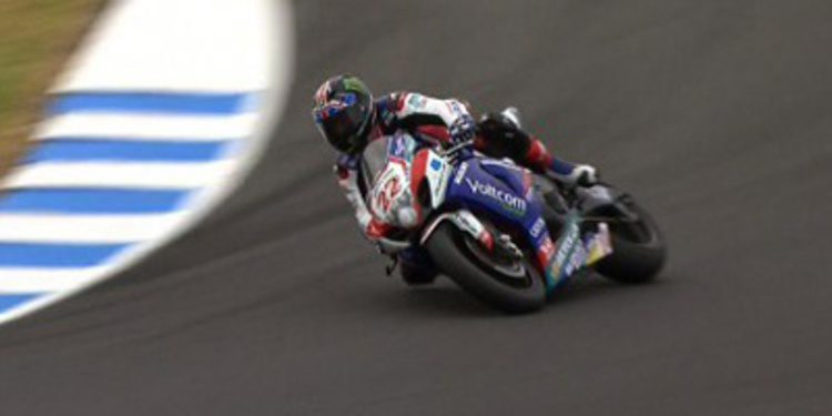 Lowes y Laverty dominan el FP3 WSBK en Australia