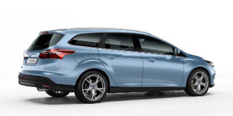 Estas son todas las imágenes del nuevo Ford Focus