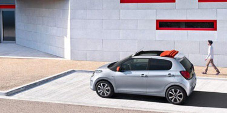 El nuevo Citroën C1 sale a la luz