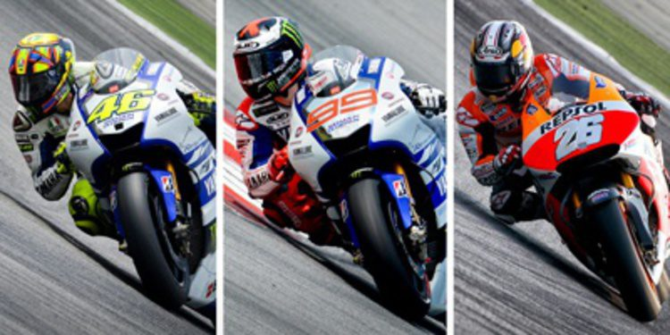 Segundos test oficiales en Sepang de MotoGP en 2014