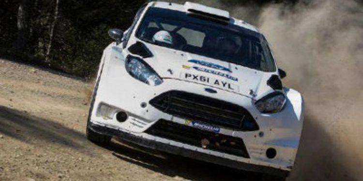 M-Sport prepara también el Rally de México en España