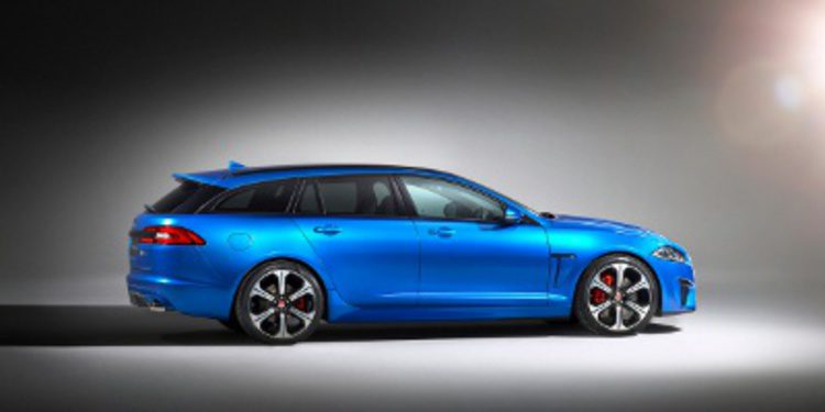 Jaguar confirma y presenta el XFR-S Sportbrake