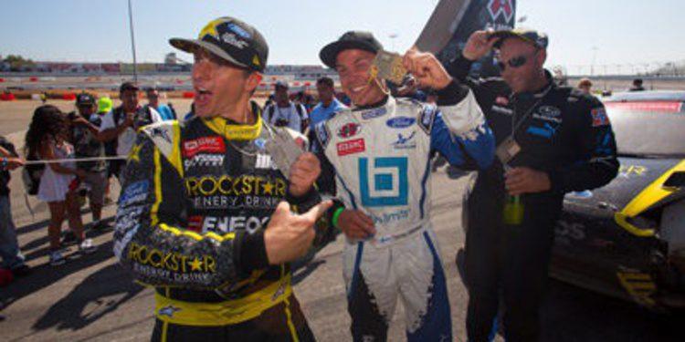 Tanner Foust disputará cuatro pruebas del WRXC