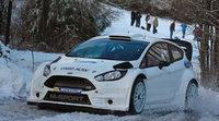 El restyling del Fiesta RS WRC tampoco en México