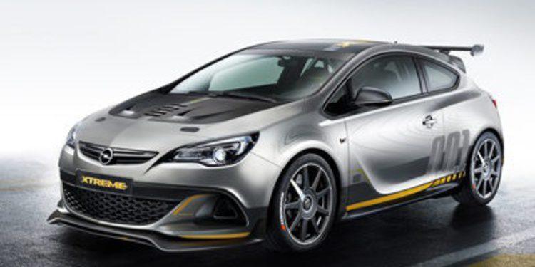 Opel nos presenta el Astra OPC EXTREME