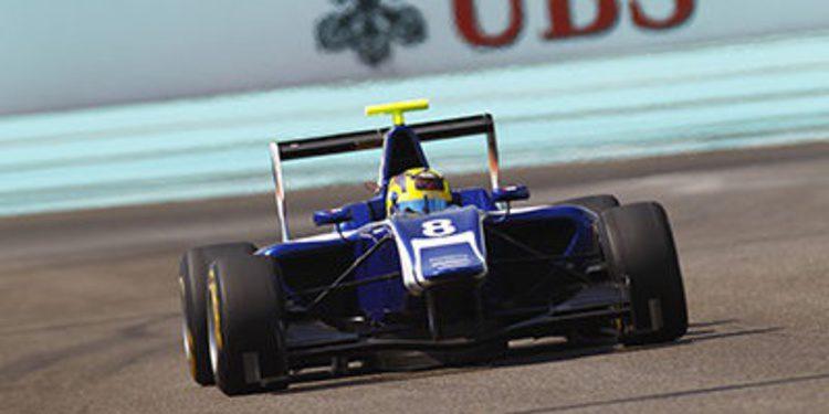 Nick Yelloly estará con Status GP en 2014