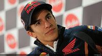 Baja confirmada de Márquez en el test de Phillip Island