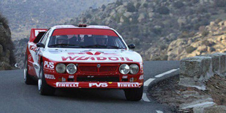 Lista de inscritos del VI Rally de España Histórico