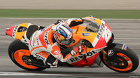 Dani Pedrosa toma el relevo en el test MotoGP de Sepang