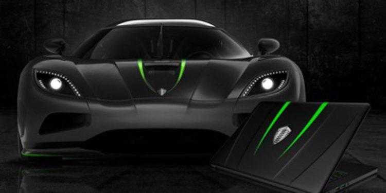 Koenigsegg, capaz de vender coches y también portátiles