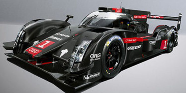 Audi saluda a las normas sobre eficiencia en LMP1