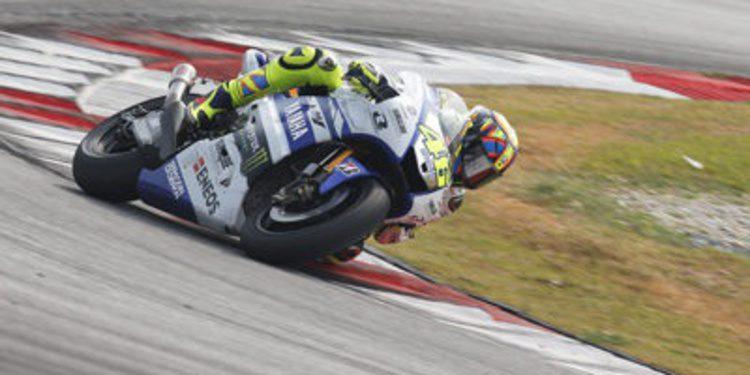 Rossi y Pedrosa cierran el test MotoGP en Sepang con cronos idénticos