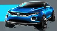 El T-ROC de Volkswagen será la apuesta conceptual estrella