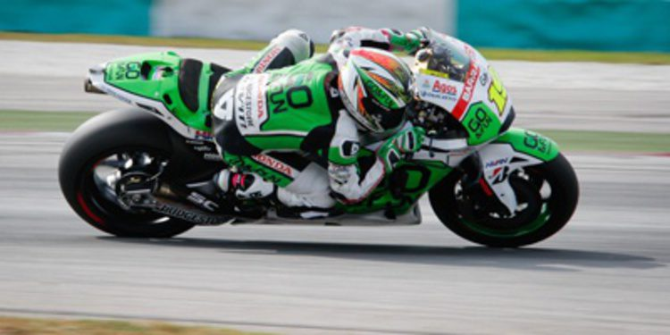 El segundo test de MotoGP en Sepang se cierra en palabras
