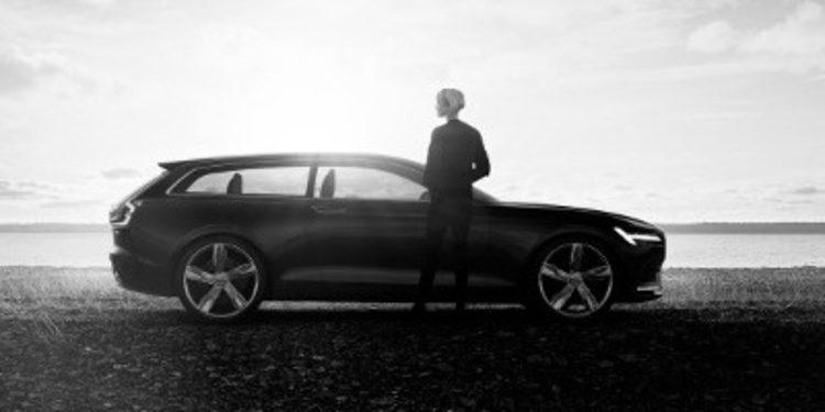 Volvo Concept Estate, todas las imágenes y vídeos