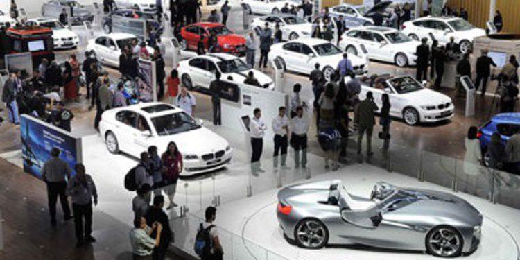 El Salón del Automovil de Madrid no es internacional
