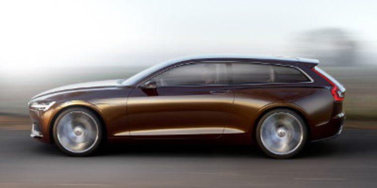 Volvo desvela el Concept Estate