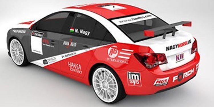 Robert Nagy competirá con un S2000 en el ETCC
