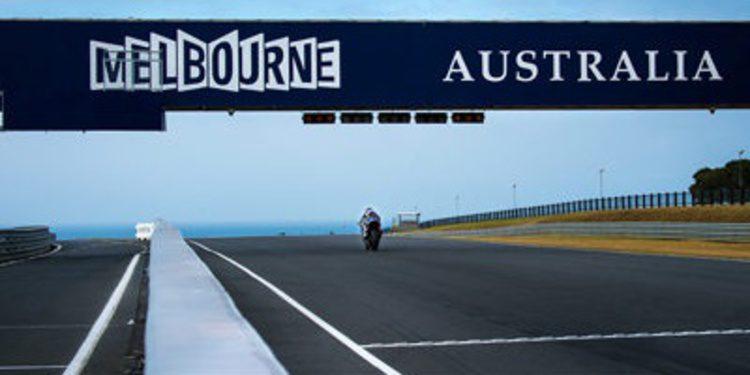 Jorge Lorenzo lidera el test MotoGP de Phillip Island en el primer día
