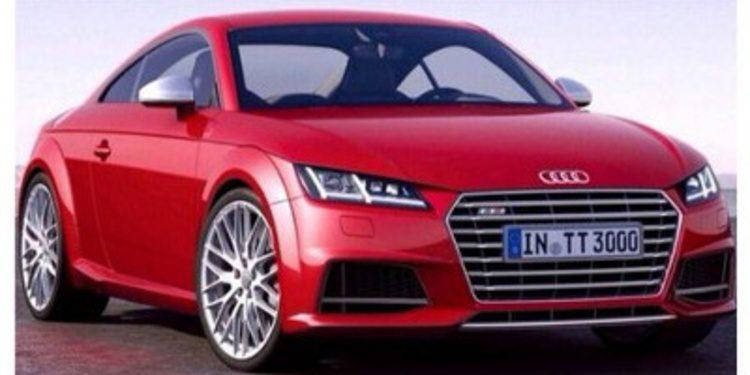Se filtra el nuevo Audi TT 2015