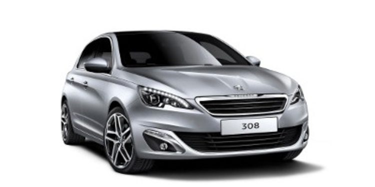 Peugeot 308 nuevo Coche del año en Europa 2014