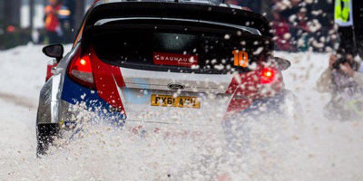 M-Sport con ganas de dar guerra en el Rally de México