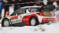 Citroën quiere su primera victoria en el Rally de México