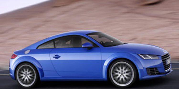¡Por fin está entre nosotros el nuevo Audi TT!