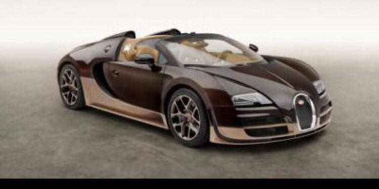 Bugatti presenta en Ginebra el Rembrandt Bugatti