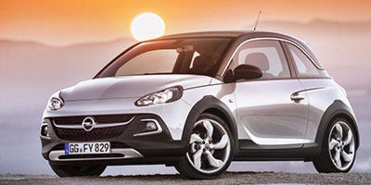 Los Opel ADAM más extremos: ROCKS y S