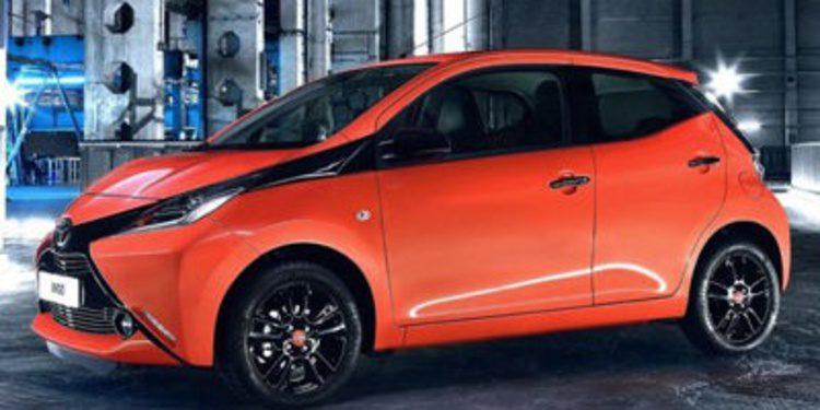 El Toyota Aygo, el urbanita más radical de Ginebra