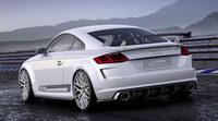 Audi TT Quattro Sport Concept, un paso más lejos