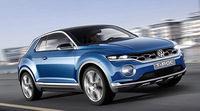 Volkswagen nos muestra el T-ROC en Ginebra