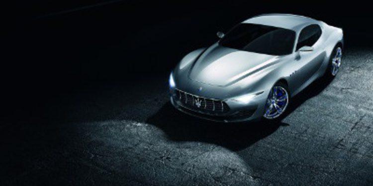 Maserati Alfieri, la sorpresa de Ginebra