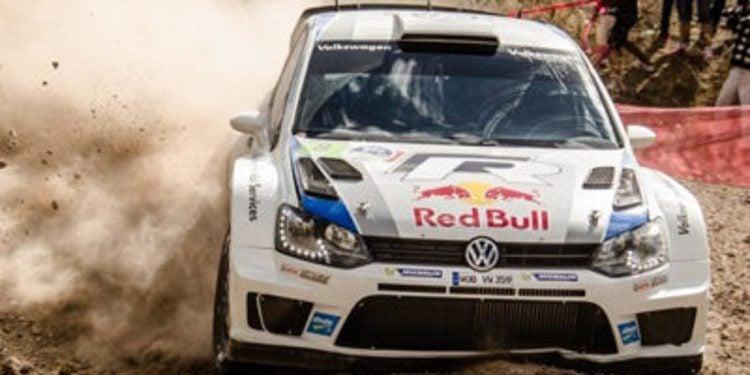 El Rally de México lleva la grava al WRC 2014