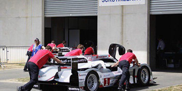La FIA y el ACO homologan el Audi R18 e-tron quattro