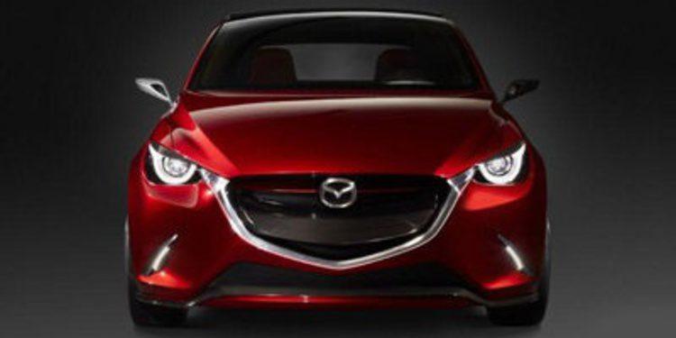 El Mazda Hazumi Concept se deja ver en Ginebra