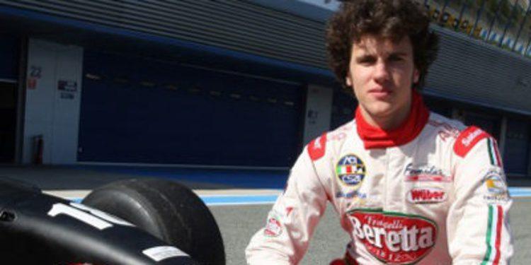 Michele Beretta ficha por Eurointernational en F3