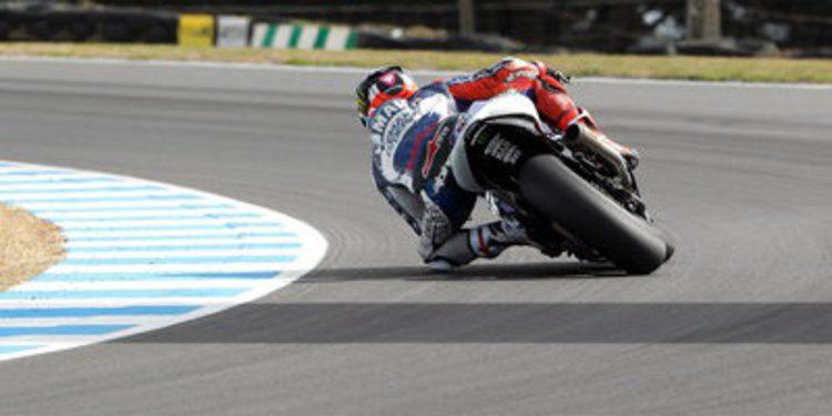 Pleno de Jorge Lorenzo en el test MotoGP de Phillip Island