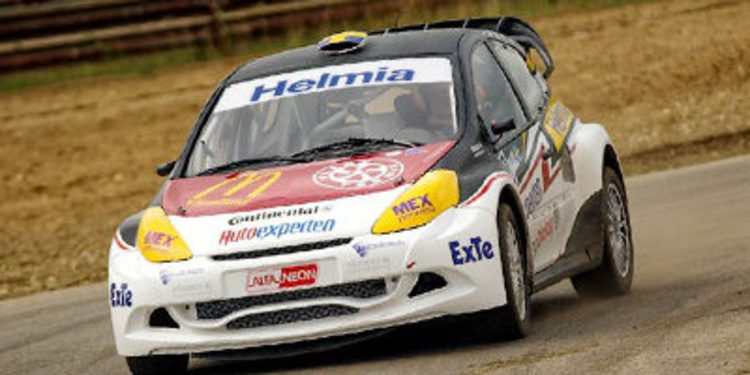 Helmia Motorsport al Mundial de Rallycross con un Clio
