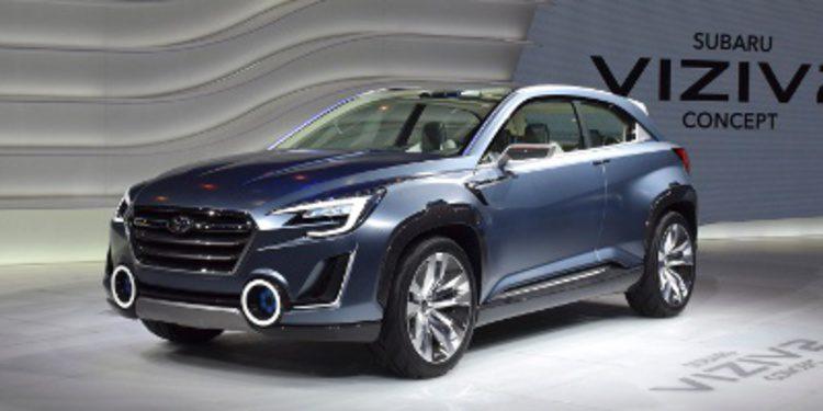 Subaru presenta el VIZIV 2 CONCEPT en Ginebra
