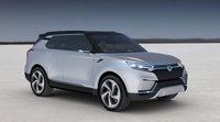 El SsangYong XLV Concept nos sorprende en Ginebra