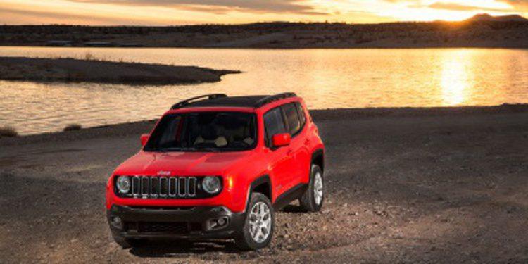El Jeep Renegade aterriza en Europa